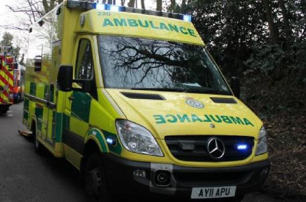Motorcyclist taken to hospital following Shanklin crash