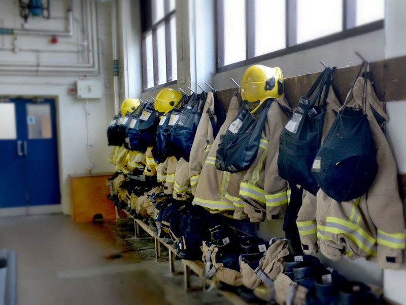 The Fire Brigades Union has urged Isle of Wight Council bosses to reject controversial plans for the fire service.