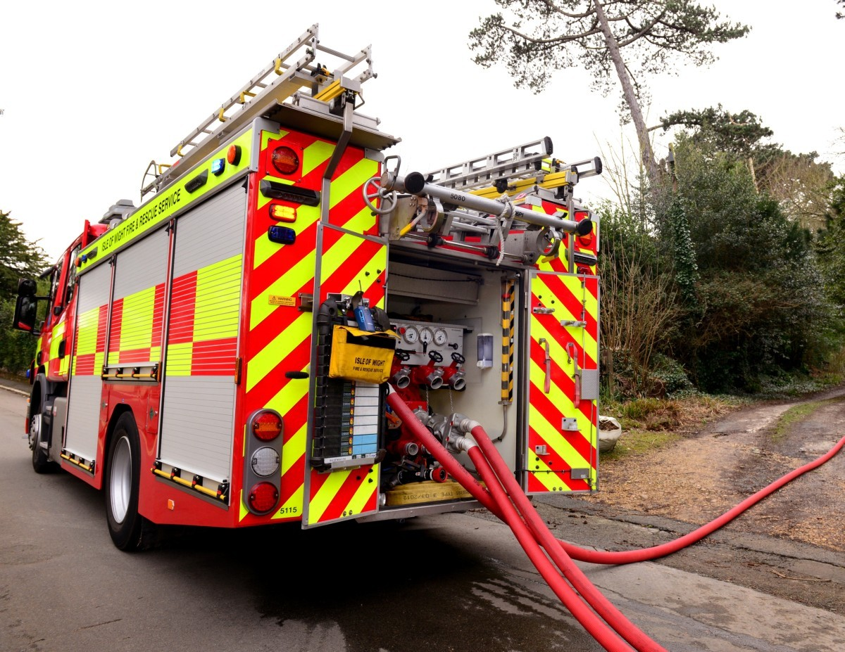 Fire Service called to hazmat incident in Ryde.