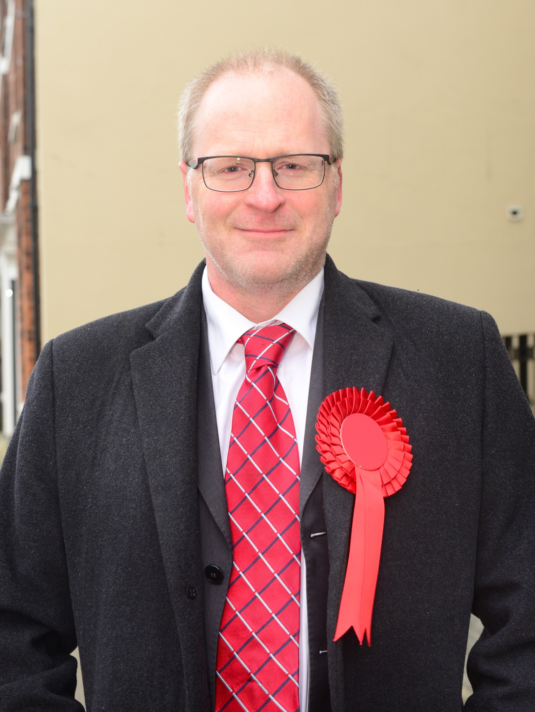 Isle of Wight Labour Party parliamentary spokesperson, Julian Critchley.