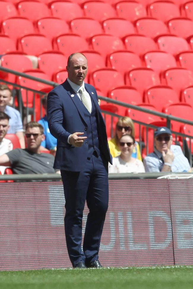 Fa Vase Final Occasion Got To The Players Admits Dunwell Isle Of