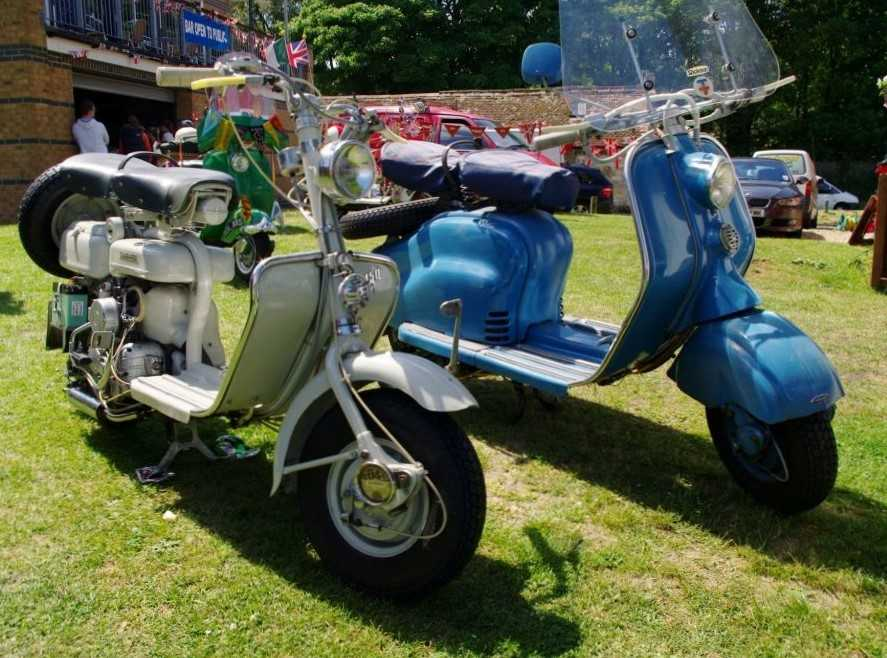 Hundreds of bikers to hit Isle of Wight for Lambretta Day.