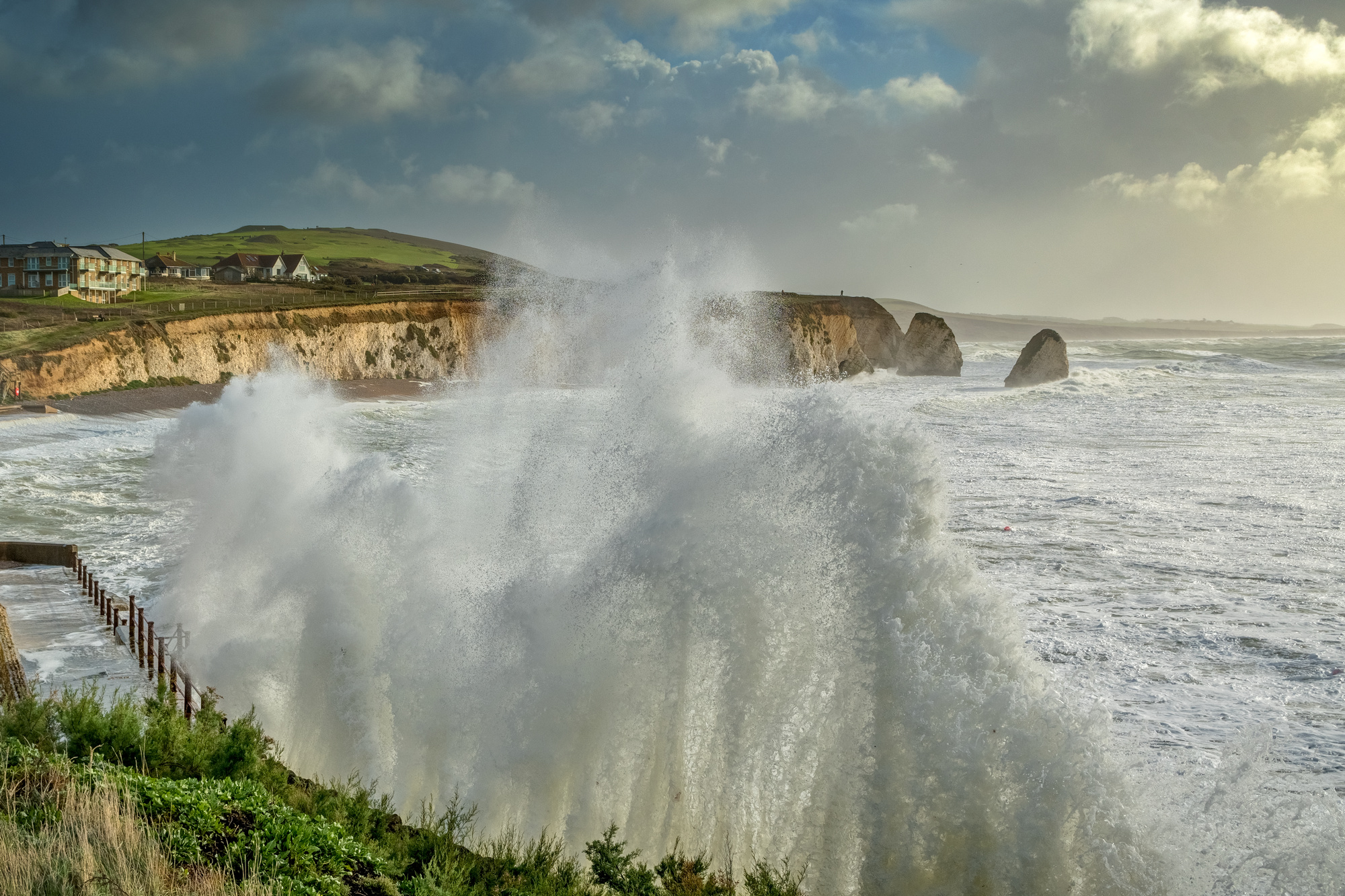 Freshwater Bay. Picture by Island Visions Photography.