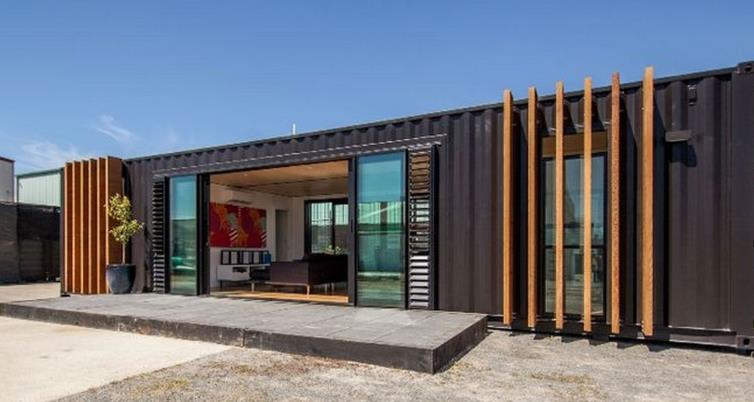 Could The Isle Of Wight See Holiday Homes In Shipping Containers