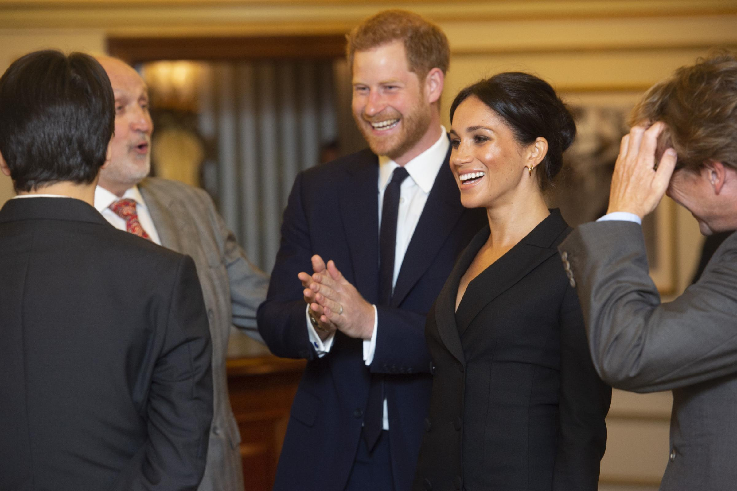 The Duchess of Sussex reveals the surreal moment she chose her wedding tiara