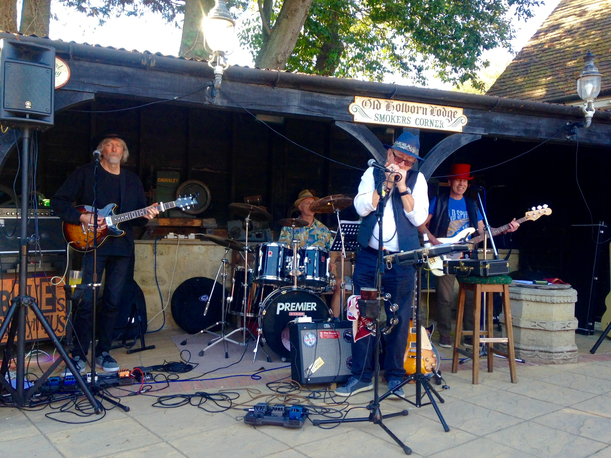 Blues Anonymous will be at The Steamer Inn in Shanklin on Saturday.