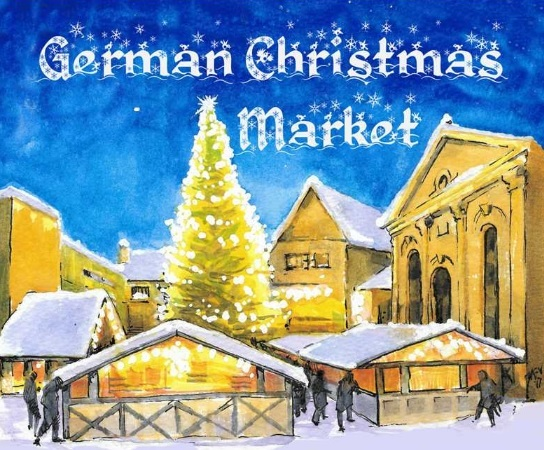 German Christmas Market coming to Cowes